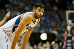 Does Timberwolves GM Scott Layden plan on trading Rubio...