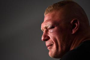 Brock Lesnar failed drug test on day of UFC 200