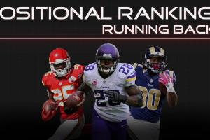 Ranking the NFL's best running backs