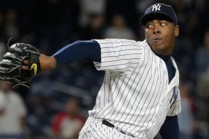 Cubs, Nationals among teams who could use Aroldis Chapm...