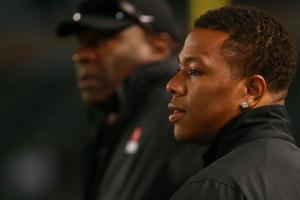Ray Rice will donate salary if signed by NFL team