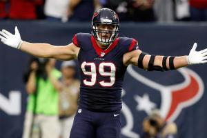 J.J. Watt undergoes back surgery