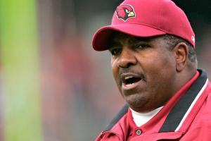 Larry Fitzgerald Sr. reflects on Dennis Green