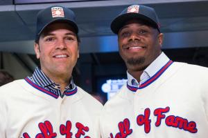 Mike Piazza, Ken Griffey Jr. induced into Hall of Fame