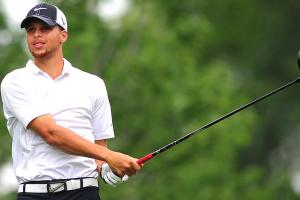 Steph Curry's top three moments from celebrity golf tou...