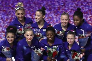 Is 2016 U.S. women's gymnastics team better than 'Fierc...