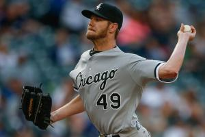 Chris Sale's suspension shouldn't affect his trade valu...