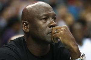 Michael Jordan 'deeply troubled' by violence against African-Americans, police