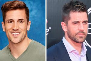 Aaron Rodgers is not tuning into The Bachelorette