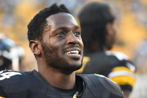 Report: Steelers WR Antonio Brown won't hold out