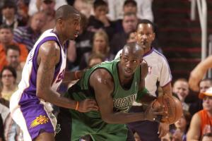 How Amar'e Stoudemire was influenced by Kevin Garnett