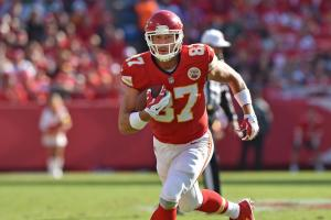 Chiefs may not be totally pleased with 'Catching Kelce'