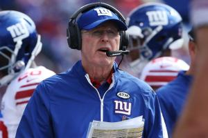 Tom Coughlin joins NFL's football operations department...