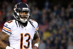 Bears wideout Kevin White headed to injured reserve