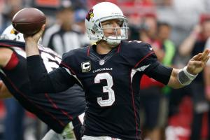 Cardinals QB Carson Palmer out vs. 49ers with concussion IMAGE