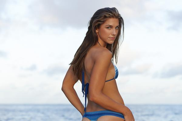 meet alex morgan 2014 sports