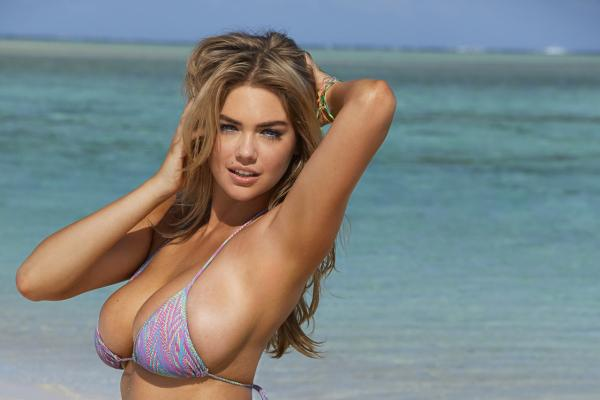 Kate Upton Sports Illustrated Gallery