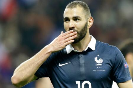 Karim Benzema will not be on France's squad for Euro 2016