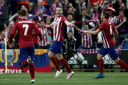 Atletico Madrid beats Bayern Munich 1-0 in the first leg of their Champions League semifinal