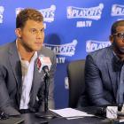 Blake Griffin, Chris Paul: Los Angeles Clippers, Game 1 vs. Grizzlies (Noah Graham/NBAE via Getty Images)