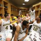 Behind The Scenes With The Wolverines