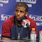 Chris Paul, Clippers: Game 3 vs. Grizzlies (Joe Murphy/NBAE via Getty Images)