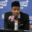 Iman Shumpert, Knicks: Game 6 vs. Celtics (Nathaniel S. Butler/NBAE via Getty Images)