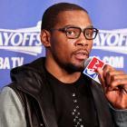Kevin Durant, Thunder: Game 5 vs. Rockets (Layne Murdoch/NBAE via Getty Images)