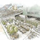 Surprise surprise: The Giants Are Adding a Giant Garden Behind Centerfield in AT&T Park