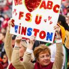 Wake Forest Demon Deacons vs. Florida State Seminoles :: Jeremy McKnight/Icon SMI