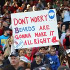 Red Sox World Series parade :: Gail Oskin/Getty Images
