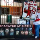 Red Sox at Cardinals :: Scott Kane/Icon SMI