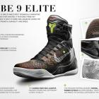 "A summary of the ""Kobe 9,"" Kobe Bryant's latest Nike signature shoe. (Nike)"