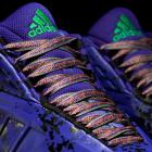 """A detail look at the 2014 All-Star edition of Adidas's """"Crazy 1"""" sneakers. (Adidas)"""