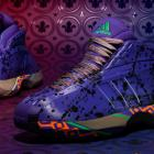 """The 2014 All-Star edition of Adidas's """"Crazy 1"""" sneakers. (Adidas)"""