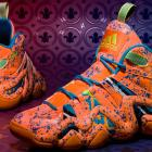 """The 2014 All-Star edition of the Adidas """"Crazy 8"""" sneakers. (Adidas)"""