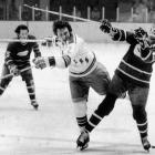 If not for Bobby Orr, Park would be remembered as the greatest defenseman of his era. A six-time Norris Trophy runner-up and a five-time first-team All-Star, this second overall choice was tougher than a cheap steak in his own zone, but his offensive ability is what defined his game. A precise passer to the very end, he was 36 when he set a Detroit Red Wings record for assists in a season, with 53, in 1983-84. — Honorable mentions: Marcel Dionne (Red Wings,1971); Chris Pronger (Whalers, 1993)