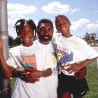 Growing up in Compton, Calif., Serena worked tirelessly with Venus and their father to hone her skills.