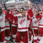 Over the course of a 23-year career spent entirely in Detroit, he came very close to bypassing Gordie Howe as the greatest player in Red Wings history. Chosen behind Brian Lawton, Sylvain Turgeon, and Pat LaFontaine in '83, Yzerman scored 692 goals, and his 1,755 points is the sixth most of all time. The gutsy and supremely skilled center also led Detroit to three Stanley Cups (1997, '98, 2002). The 1,303 games over 19 seasons that he served as the Red Wings' captain is the longest tenure in league history. — Honorable mentions: Ron Francis (Whalers, 1981); Mike Gartner (Capitals, 1979)