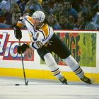 Among Jagr's highlights still playing at 43 years old: most career game-winning goals (129); most career overtime goals (19); most career assists by a right wing (1,080); and most career goals, assists and points by a European-born player (722, 1,080 and 1,802, respectively). Along with his two Stanley Cups (1991, '92) and five Art Ross Trophies, those numbers make him the greatest European-born player ever as well as the best No. 5 overall choice ever made. — Honorable mentions: Tom Barrasso (Sabres, 1983); Rick Vaive (Canucks, 1979)