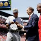from the St. Louis Cardinals on May 26