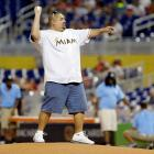 July 1 at Marlins Park in Miami