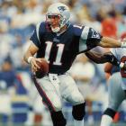 Bledsoe played for the Patriots, Bills and Cowboys during his 14-year NFL career. The No. 1 overall draft pick was a four-time Pro Bowl pick.