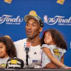 Riley Curry and Other Podium Kids