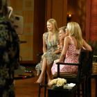 Shortly after winning her first grand slam (Wimbledon) as a 17-year old, Sharapova did her media tours around New York City, including Live! With Regis and Kelly .