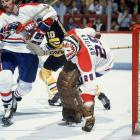 For Boston, he's the one who got away. The Bruins believed their system was stacked in goal,with Gerry Cheevers and Bernie Parent, so they basically gave Dryden to the Canadiens in June 1964. The goalie made Boston rue that decision seven years later, when he led Montreal to a stunning first-round upset over the heavily favored Bruins and, ultimately, an unlikely Stanley Cup -- the first of six Cups that Dryden would win in his brief but brilliant eight-year career. — Honorable mentions: Rick Middleton (Rangers, 1973); Brian Propp (Flyers, 1979)