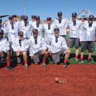 The Puffy Shirt all-star team.