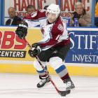 He owns practically every offensive record in franchise history, and ranks eighth on the NHL's all-time list for points (1,641). He's also 11th in assists (1,016) and 14th in goals (625). Sakic scored 30 or more goals nine times, ranks seventh for playoff goals (84) and points (188), and holds the league record for postseason overtime goals (eight). — Honorable mentions: Mike Bossy, (Islanders, 1977); Al MacInnis (Flames, 1981)