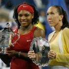 In a tournament in which she beat older sister Venus in two tiebreakers to advance to the semifinals, Serena didn't lose a set the entire tournament and regained the world's No. 1 ranking in the process.