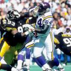 McDaniel didn't play a high-profile position, but he absolutely dominated at guard. His Credentials: Inducted into NFL Hall of Fame in 2009, 12-time Pro Bowl selection, nine-time All-Pro, named to NFL's All-Decade Team for the 1990s, started 220 career games and 202 consecutively. Others in Consideration: Casey Hampton (2001, Steelers); Shaun Alexander (2000, Seahawks); Marvin Harrison (1996, Colts); Joey Browner (1983, Vikings); Jack Tatum (1971, Raiders)
